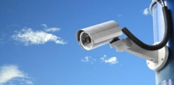La vidéosurveillance :