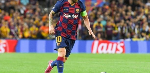 Barça-Inter: Messi assure n'avoir