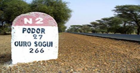 Ourossogui : Lancement des travaux de réhabilitation de la N2 (Ndioum-Bakel)