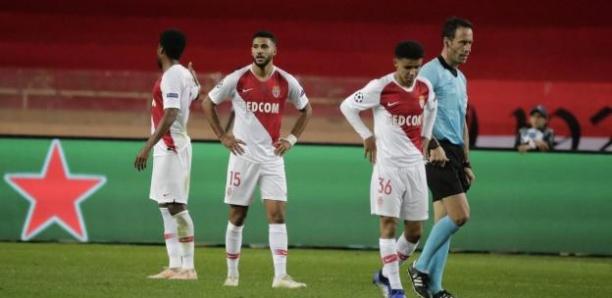 Ligue des Champions: Monaco sombre à domicile face au FC Bruges