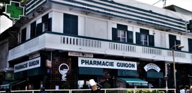 Affaires pharmacie Guigon, Iea, Isja :  Les 3 commandements du collectif And samm jikko yi
