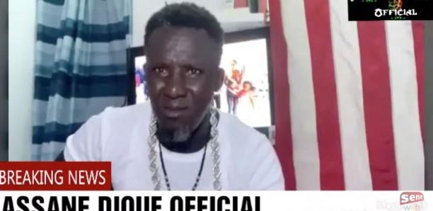 Assane Diouf reprend ses lives avec des