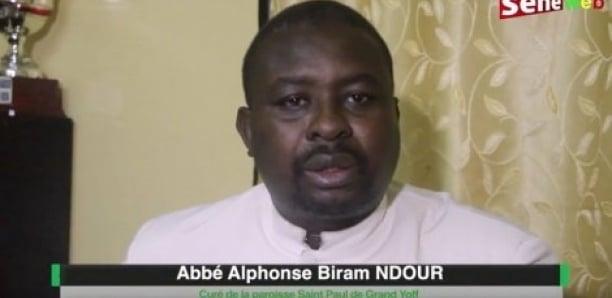 Assouplissement du célibat des prêtres : «Il ne concerne pas l'Eglise universelle» (Abbé Alphonse Ndour)