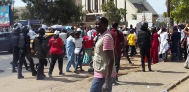 Gamou : La police met aux arrêts 114 individus pour diverses infractions
