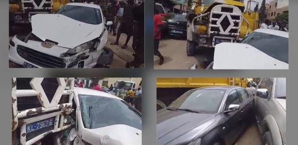 Liberté 6 : Un camion fou ravage tout sur son passage