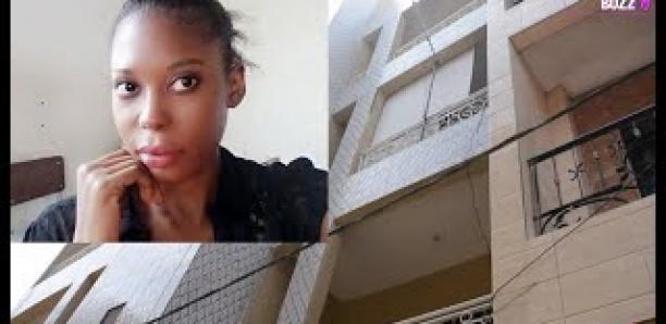 L'étudiante tombée du 3ème étage à Ouakam, voulait accéder du haut de leur balcon avec une corde
