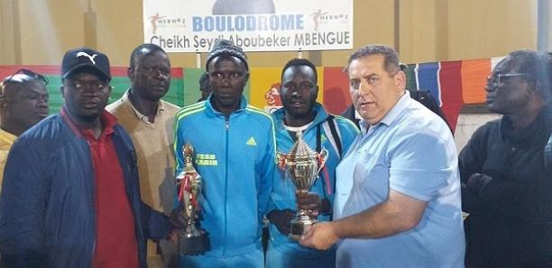 Pétanque : Diourbel s'adjuge la 4e journée du Championnat national