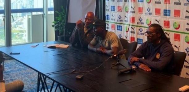 Aliou Cissé: ''On a discuté et décidé de neutraliser les joueurs clés brésiliens''