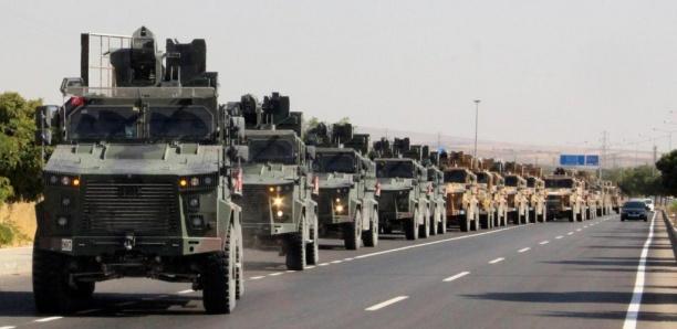 Syrie: début de l'opération militaire turque contre la milice kurde YPG