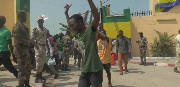 Gabon: 153 prisonniers libérés après avoir été «oubliés» dans leur cellule