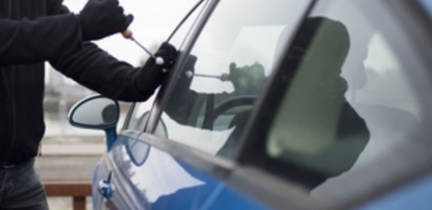 Pikine : Le voleur de véhicules à la clé