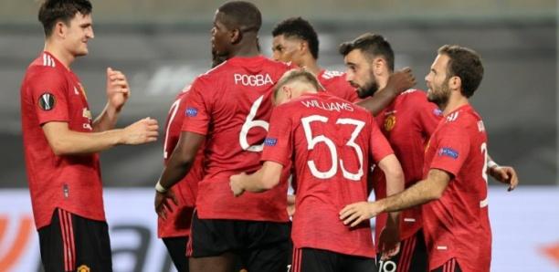 Ligue Europa : Manchester United se sort du piège