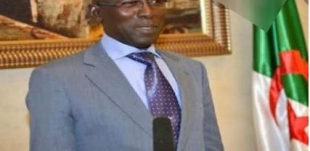 Décès de l'ex ambassadeur du Sénégal en Algérie Papa Oumar Ndiaye
