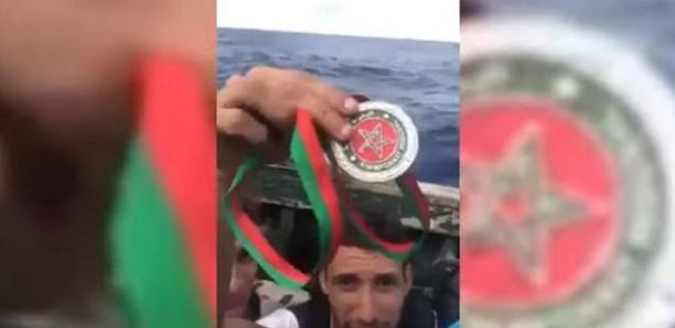 """Un champion marocain de taekwondo fuit """"l'injustice"""" et jette sa médaille en mer"""