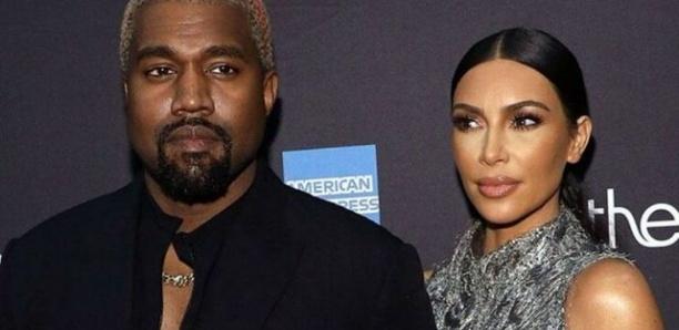 Kim Kardashian se fait sèchement recadrer par son mari Kanye West