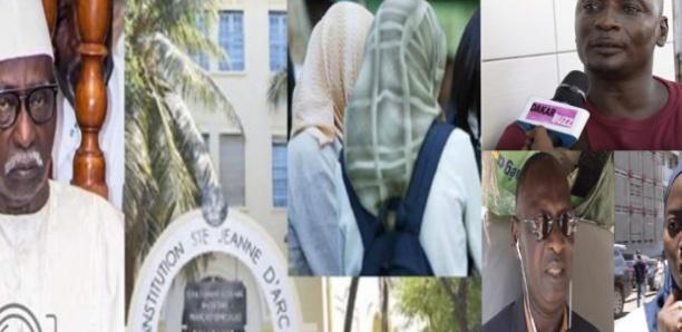 Sortie du Khalife général des Tidianes sur l'affaire des filles voilées à l'institut Sainte Jeanne d'arc : certains Sénégalais sont d'avis…