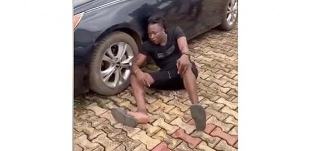 Nigéria: Un homme aboie comme un vrai chien après un mauvais sort