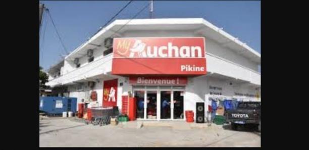 Vente de denrées avariées : Un employé d'Auchan et son complice arrêtés