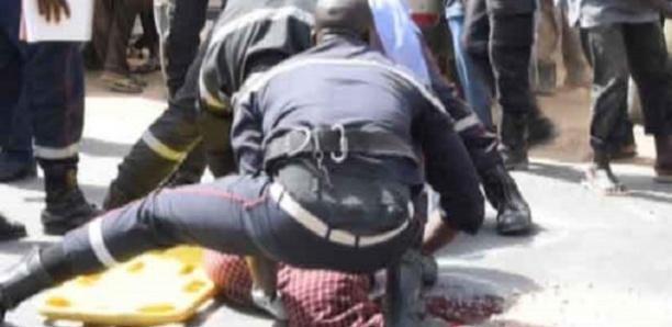 Accident : un bus Tata tue un motocycliste à Diameguène
