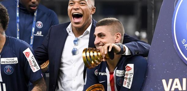 Ligue des champions - PSG : Mbappé et Verratti iront bien au Portugal