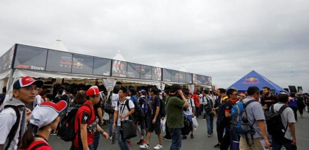 Japon : les qualifications du Grand Prix de F1 reportées en raison du typhon Hagibis