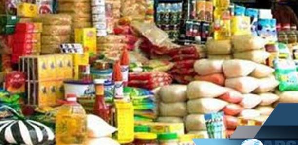 Tivaouane : Quatre tonnes d'aliments impropres saisies