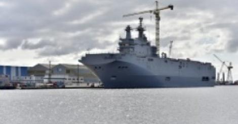bateaux russes st nazaire