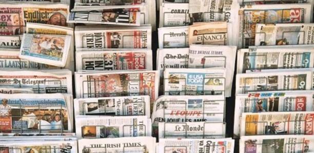 La presse étrangère absente des kiosques