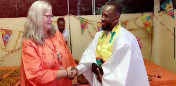 L'ambassade d'Allemagne en Mauritanie déroule le tapis à Ziz Fashion