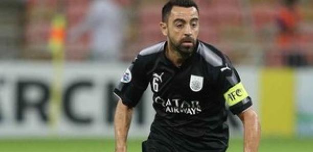 Xavi Hernandez nommé entraîneur d'Al Sadd