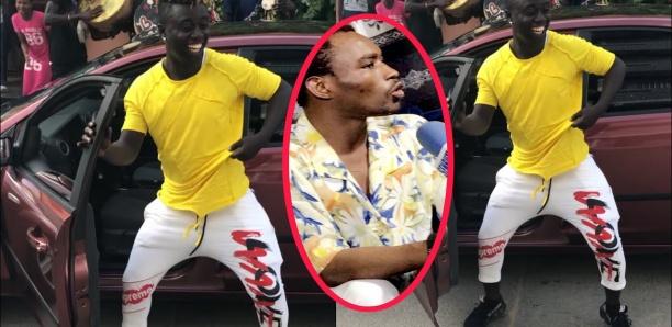 """Pawlish Mbaye s'offre une belle voiture, bloque la circulation et clash Ouzin: """"Kou sokhor do am…"""""""
