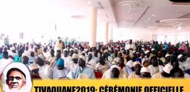 Gamou Tivaouane 2019 : Revivez la cérémonie officielle