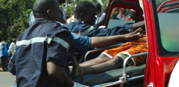Accident à Louga :  L'identité des deux victimes dévoilée