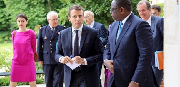 Incendie de Notre-Dame : La réaction de Macky Sall