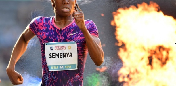 Double championne olympique du 800 m, Semenya se met... au football
