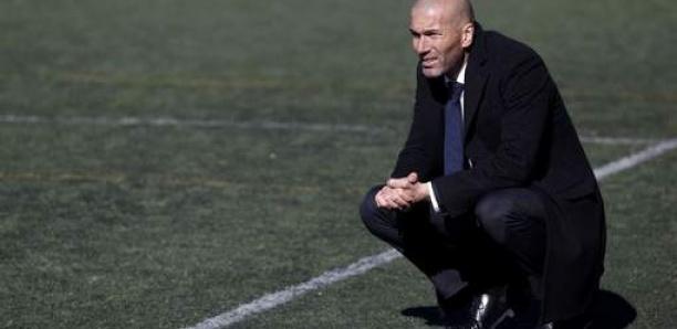 Zidane en a marre des polémiques sur l'arbitrage: