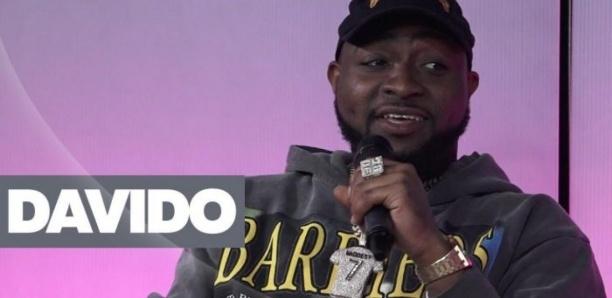 Cinéma: L'artiste Nigérian Davido annoncé dans un film américain