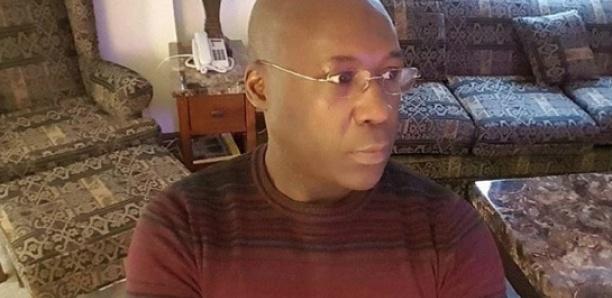 Colonel Abdourahim Kébé :