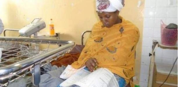 L'étudiante Éthiopienne qui a passé ses examens 30 minutes après l'accouchement admise