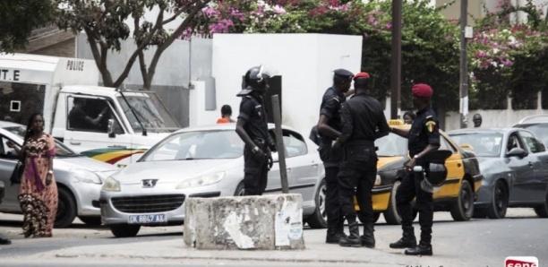 Manifestations interdites : Voici la liste des 11 personnes arrêtées