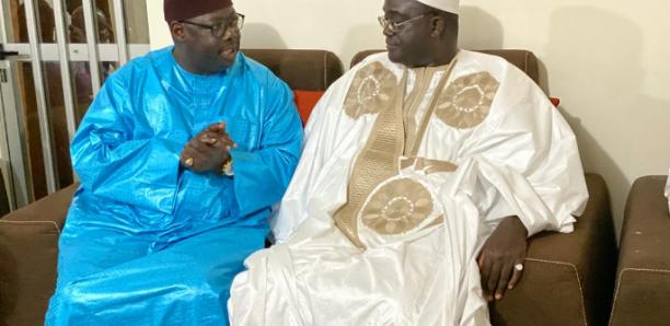 Serigne Sidy Ahmed Sy à Serigne Abdoul Ahad Mbacké: