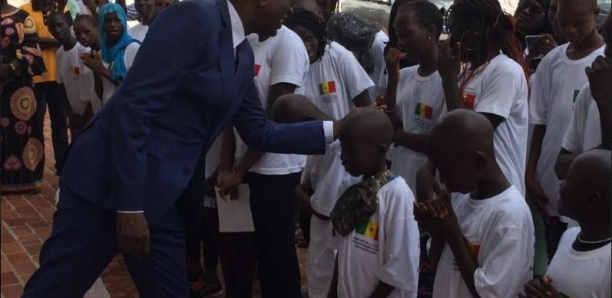 CAMP DE VACANCES DESPS : 60 enfants confiés sur décision judiciaire, envoyés sur la Petite côte