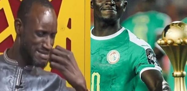 Finale CAN 2019: Sa Nekh fait des révélations de taille et fond en larmes