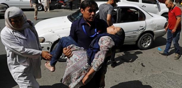 Au moins 80 blessés dans une forte explosion à Kaboul