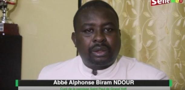 Toussaint : Les précisions d'abbé Alphonse Ndour