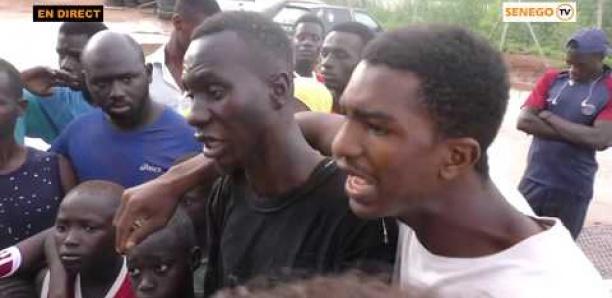 Inondation : Vive altercation entre l'adjoint au maire et les jeunes de Keur Mbaye Fall