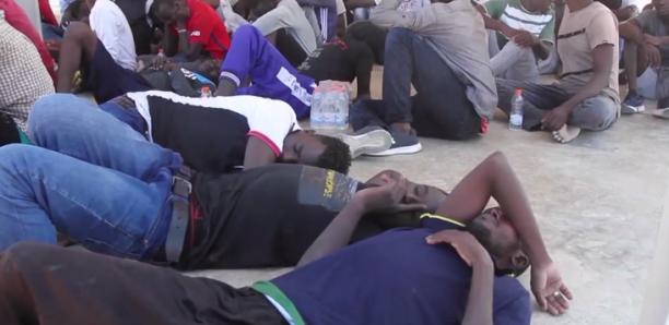 Naufrage au large de la Libye, plusieurs morts et portés disparus