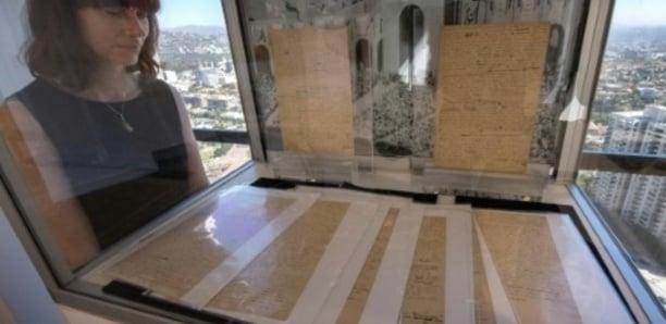 Le manifeste de Coubertin pour les Jeux olympiques prochainement aux enchères à New York