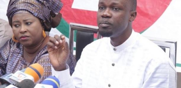 """Sénégal - Ousmane Sonko : """"Nous allons dissoudre l'Assemblée nationale"""""""
