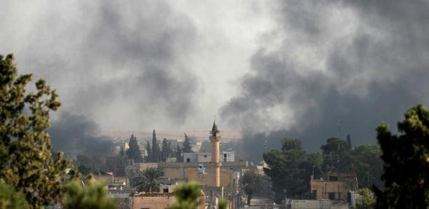 Syrie : les forces turques progressent dans le nord du pays, suscitant un tollé international